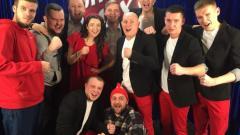 «Луганская сборная» в честь дня смеха повеселила Днепр
