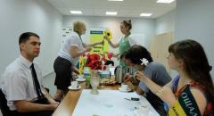 В Северодонецке открыли первый Инклюзивный Клуб