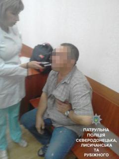 Патрульні у містах Сєвєродонецьку, Лисичанську та Рубіжному відреагували на 218 викликів
