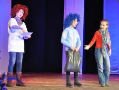 В Северодонецке отметили Международный день театра