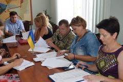 У міськраді обговорили програму допомоги учасникам АТО